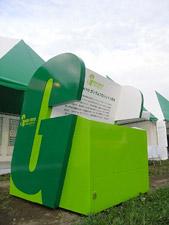 GREEN TOKYO ガンダムプロジェクト